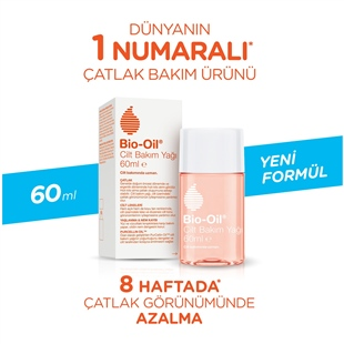 BIO-OIL CİLT BAKIM YAĞI 60ML