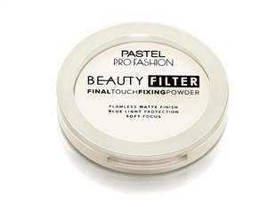 PASTEL BEAUTY FILTER FIXING POWDER 00