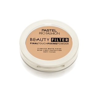 PASTEL BEAUTY FILTER FIXING POWDER 01
