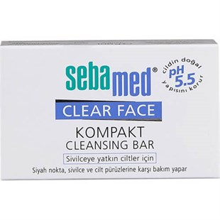 SEBAMED CLEAR FACE SABUN 100GR.