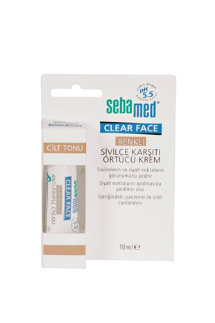 SEBAMED CLEAR FACE SİVİLCE ÖRTÜCÜ